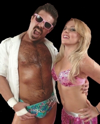 World's Cutest Tag Team: Joey Ryan & Candice LeRae