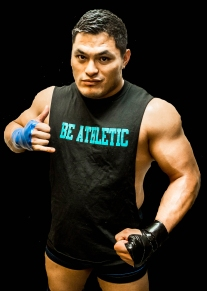 "2013 MC Cup winner ""Mr. Athletic"" Jeff Cobb"