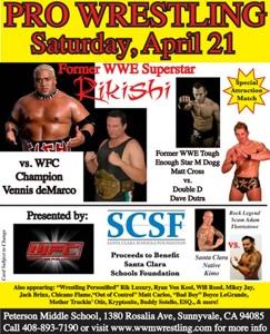 Pro Wrestling SCSF