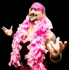 """Wrestling Personified"" Rik Luxury"
