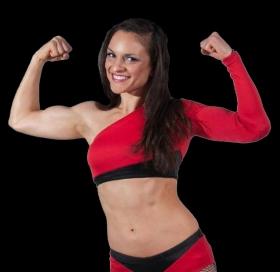 WFC Sapphire champion Thunder Rosa